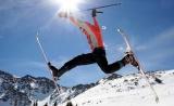 Международные авиалинии Украины организовали бесплатную перевозку лыжного снаряжения для пассажиров